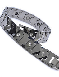 Mens Bracelet Mens Jewelry wholesale Fashion tungsten Bracelet B734