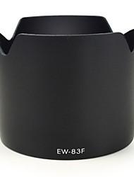 mengs® стекаются EW-83F форма лепестка бленду для Canon 24-70mm F / 2.8L USM