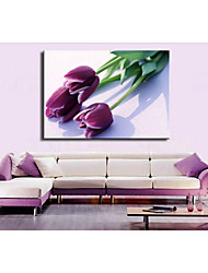 Tulip Canvas Print Giclee Print One Panel Ready to Hang