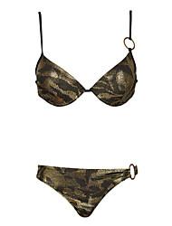 Бикини/Две пьесы ( Темно-золотой ) - Жен. - Плавание