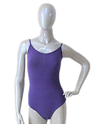 Cotton/Lycra  Camisole Leotards with Drawstring Front More Colors for Girls and Ladies