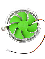 Bearing Type CPU Cooling Fan DC12V (115*115*57mm)