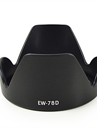 mengs® EW-78D форма лепестка бленда для Canon EF 28-200mm F / 3.5-5.6 USM, EF 28-200mm F / 3.5-5.6, EF 18-200mm F / 3.5-5.6