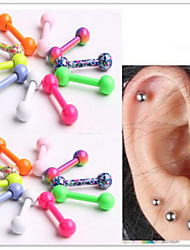 Women's Body Jewelry Ear Piercing Stainless Steel Unique Design Fashion Jewelry Jewelry Daily Casual 1pc