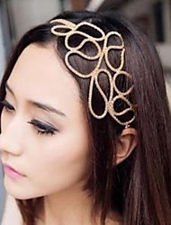 Lucky Star Women's Elegant Cut Out Flower Headband