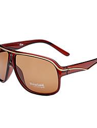 Polarized  TR90 Oversized Lightweight Sunglasses