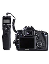 mc-c1 Kamera Timer Auslöser Fernbedienung für Canon EOS 1200D 650d 700d 100d 600d 550d 60d ...