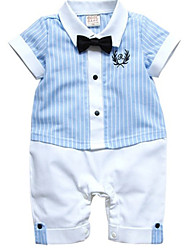 Boy's Cotton Blend Clothing Set , Summer/Spring/Fall Short Sleeve