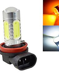 Luci LED per mobili 5 COB ding yao H11 7 W Decorativo 225 LM Bianco caldo/Luce fredda 1 pezzo DC 12 V
