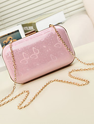 Women Event/Party PVC Evening Bags