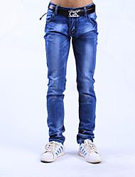 Cool beauty Men's Casual Jeans (Cotton Blend)