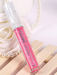 Gloss Labial Brilho Creme Gloss com Purpurina Brilhante