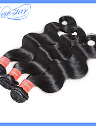 New Star Hot Products 3 Bundles Brazilian Body wave Popular Style Remy Virgin Human Hair Weave