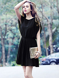 Women's Fashion Sexy/Beach/Casual/Party/Plus Sizes Short Sleeve Maternity Dress