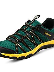 Men's Indoor Court Shoes Tulle Black/Green