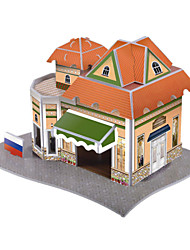 3 D Puzzle Model Fur Shops In Russia