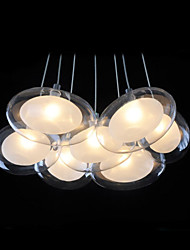 1.5 W Pendant Light ,  Modern/Contemporary Chrome Feature for LED MetalLiving Room / Bedroom / Dining Room / Study Room/Office / Kids