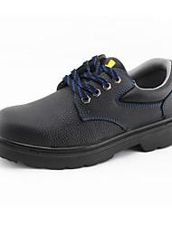 Men's Shoes Outdoor Calf Hair Oxfords Black