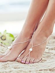 bracelets de cheville tempérament de la mode