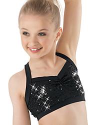 Dance Dancewear Adults' Children's Sequin Dance Bra Top