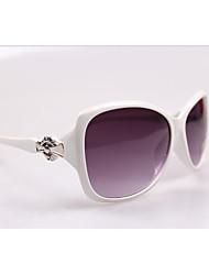 Sonnenbrillen mujeres's Modisch Quadratisch Mehrfarbig Sonnenbrillen Vollrandfassung