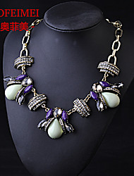 Ladies'/Women's Plastic Necklace Wedding/Party/Special Occasion