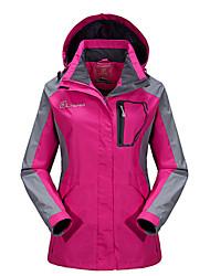 Tops/Chaqueta/Chaquetas de Ski/Snowboard/Paravientos/Jerseyes/Personalizada ( Rojo/Azul/Morado ) -