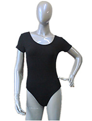 Cotton/Lycra Cap Sleeve Leotards with Butterfly Back More Colors for Girls and Ladies