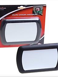 shunwei® visiera auto clip metalliche specchio make-up