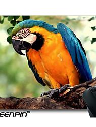 seenpin personalizado mouse pads projeto papagaio