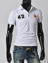 JACK-BOY Men's Casual Square Short Sleeve T-Shirts (Organic Cotton)