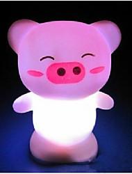 W ) - Meerkleurig - Batterij - Waterdicht - Nacht Lampen V )