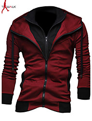 MANWAN WALK®Men's Contrast Color Hoodie
