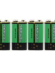 9В щелочная батарея (4шт)