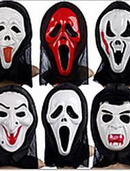 schreien Halloween-Schablone