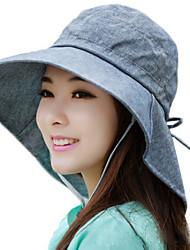 Women Cotton Floppy Hat , Cute Summer