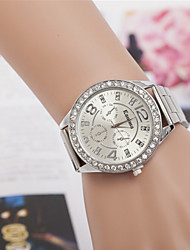 Women's Watches The Fashion Trend Of Alloy Steel Watch with Swiss Quartz