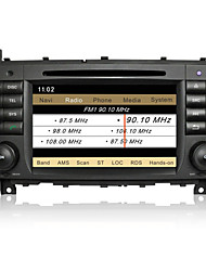 """Wince 7"""" Touch Screen Car DVD Player for Mercedes Benz C Class W203, CLK Class W209(2004-2007) with RDS,Bluetooth,GPS"""