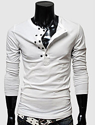 Fashion Double Breasted T-Shirt