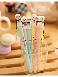 Sunny Doll Creative Neutral Pen (Random Color)