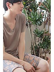 Medium - - Herren - Pyjama (Baumwoll-Mischungen)