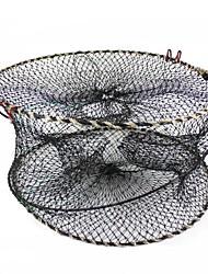 grande captura de redes de pesca de caranguejo