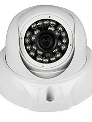 BW® Sony CCD 600TVL LED OUTDOOR DOME Vandalproof NIGHT VISION CCTV Camera for Surveillance