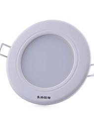 5 w 6000 k 450 m white LED aluminum tube lamp tape drive - white (AC 220 v)