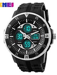 Hombre Reloj Deportivo Cronógrafo / alarma Banda