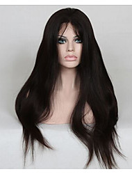 "26"" Stylish Women Natural Healthy Hair Long Straight Girl Black Wigs"