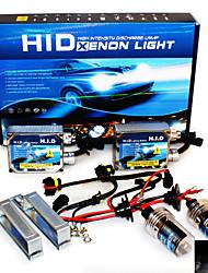 Lampe Frontale ( 5000K , Puissance élevée/Etanche/Pare-vent ) Xénon HID -Automatique/Véhicule de Transfert