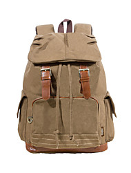 Многофункциональный холст рюкзак сумка сумки для компьютера 12 ''