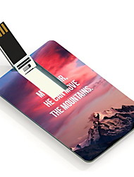4 GB de mi tarjeta de diseño unidad flash USB salvador