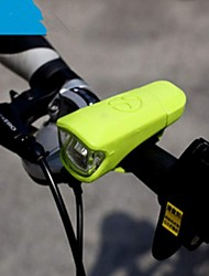 Mountain Bicycle USB Charging Flashlight Silicone Lamp